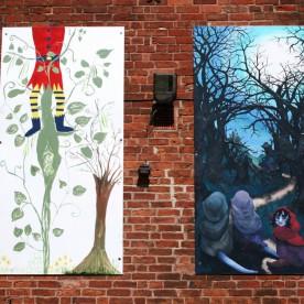 Giant outdoor gallery 2014 9