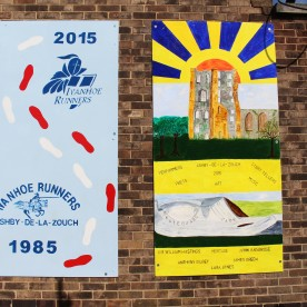 30 Years of Running and Historic Castle to sporty skatepark 2015