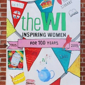 Celebrating 100 yrs of the WI 2015